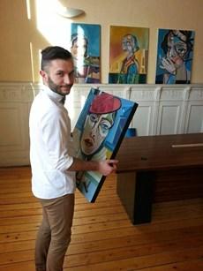 Paweł Porada - Artist - Art in House Gallery Online