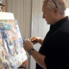 Krzysztof Ludwin - Artysta - Galeria sztuki Art in House