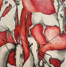 Anna Starowoitowa - Artist - Art in House Gallery Online
