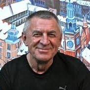 Edward Dwurnik - Artysta - Galeria sztuki Art in House