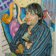 Tomasz Kuran - Artist - Art in House Gallery Online
