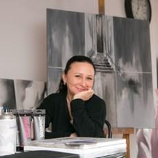 Iza Kostiukow - Artysta - Galeria sztuki Art in House