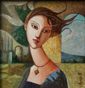 Agnieszka Korczak-Ostrowska - Artysta - Galeria sztuki Art in House