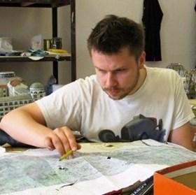Michał Mroczka - Artysta - Galeria sztuki Art in House