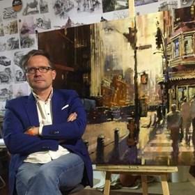 Piotr Zawadzki - Artysta - Galeria sztuki Art in House
