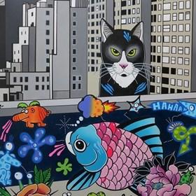 Marcin Błach - Artysta - Galeria sztuki Art in House