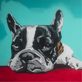 Monika Mrowiec - Artysta - Galeria sztuki Art in House