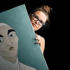 Paulina Korbaczyńska - Artist - Art in House Gallery Online