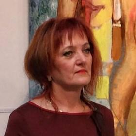 Anna Lupa-Suchy - Artysta - Galeria sztuki Art in House