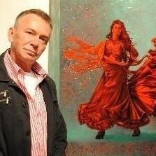 Mariusz Zdybał - Artysta - Galeria sztuki Art in House