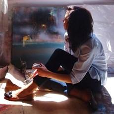 Olga Gralewska - Artysta - Galeria sztuki Art in House