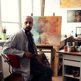 Grzegorz Radziewicz - Artysta - Galeria sztuki Art in House