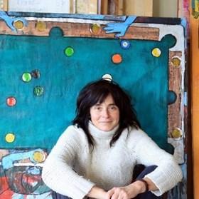 Monika Ślósarczyk - Artist - Art in House Gallery Online