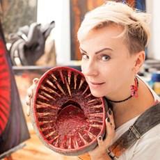 Joanna Roszkowska - Artysta - Galeria sztuki Art in House