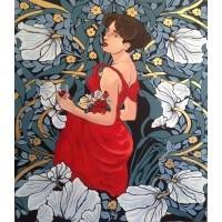 Angelika Jaglińska - Artysta - Galeria sztuki Art in House