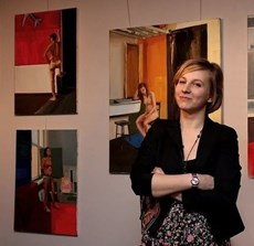 Katarzyna Dyjewska - Artysta - Galeria sztuki Art in House