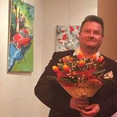 Tomasz Jaxa Kwiatkowski - Artist - Art in House Gallery Online