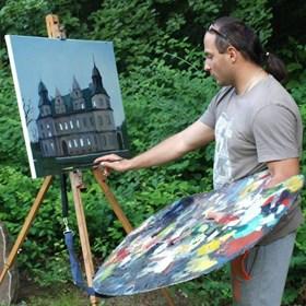 Martin Imrich - Artysta - Galeria sztuki Art in House