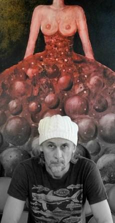 Andras Gyorfi - Artysta - Galeria sztuki Art in House