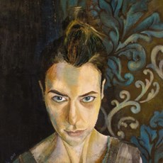 Anna Cieśluk - Artysta - Galeria sztuki Art in House
