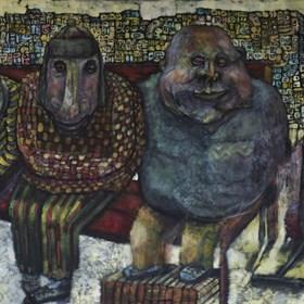Piotr Nogaj - Artysta - Galeria sztuki Art in House