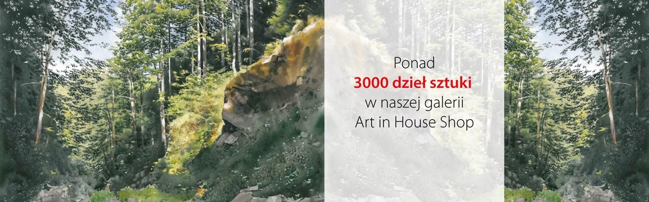 Ponad 3000 prac w Galerii Art in House