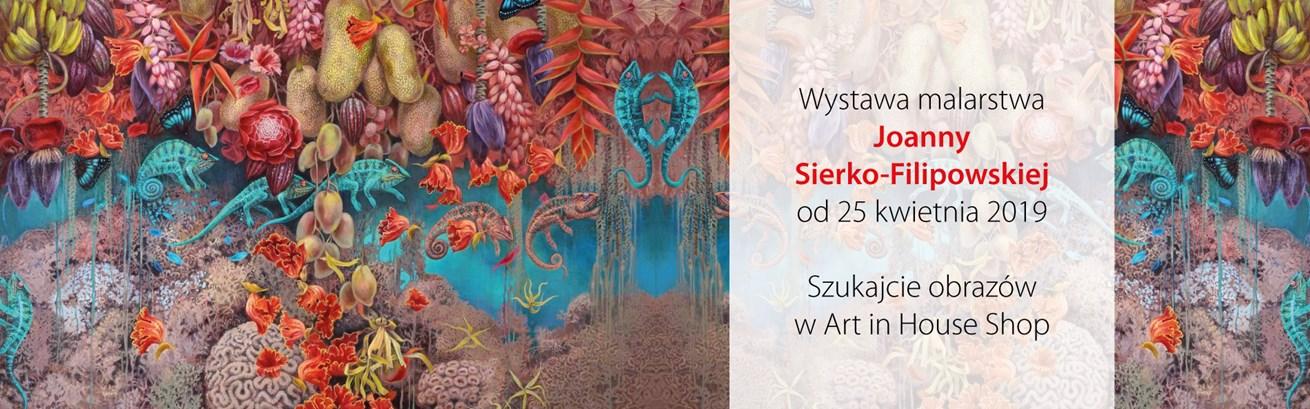 c9b8479a5b Wystawa malarstwa Joanny Sierko-Filipowskiej w Galerii Art in House