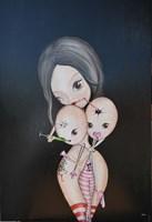 Obraz do salonu artysty Estera Parysz-Mroczkowska pod tytułem Macierzyństwo