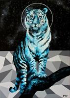 Obraz do salonu artysty Zuzanna Jankowska pod tytułem Astro Tiger