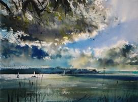 Obraz do salonu artysty Adam Papke pod tytułem Phenomenal landscape