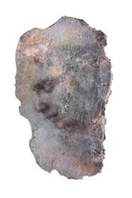 Rzeźba do salonu artysty Piotr Trusik pod tytułem Autoportret