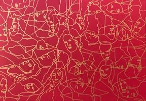 Obraz do salonu artysty Robert  Olszowski pod tytułem Czas i przestrzeń