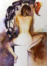 Obraz do salonu artysty Beata Musiał-Tomaszewska pod tytułem Skorpion