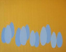 Obraz do salonu artysty Marek Ejsmond-Ślusarczyk pod tytułem Pejzaż III
