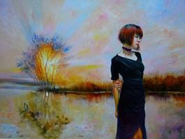 4cdb3304bc Włodzimierz Kukliński - prace artysty w galerii online - Art in House
