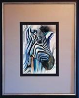 Obraz do salonu artysty J. Aurelia Sikiewicz-Wojtaszek pod tytułem Subiektywizm Yin -Yang 1