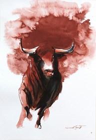 Obraz do salonu artysty Beata Musiał-Tomaszewska pod tytułem Cloudy
