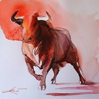 Obraz do salonu artysty Beata Musiał-Tomaszewska pod tytułem Red