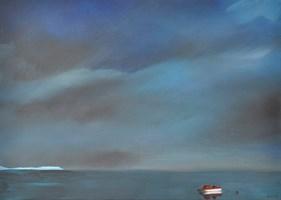 Obraz do salonu artysty Hugo Giza pod tytułem Poza sezonem