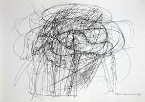 Obraz do salonu artysty Hugon Lasecki pod tytułem 117 -bez tytułu