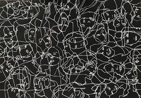 Obraz do salonu artysty Robert  Olszowski pod tytułem Czas i Przestrzeń 104