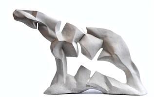 Rzeźba do salonu artysty Antoni Pastwa pod tytułem Koń VIII