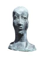 Rzeźba do salonu artysty Antoni Pastwa pod tytułem Portret pani M. III