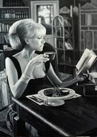 Grafika do salonu artysty Janusz Kulikowski pod tytułem Good Morning AP V  z  XX