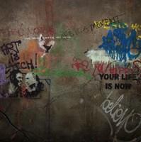 Obraz do salonu artysty Rafał Czępiński pod tytułem Wall 1