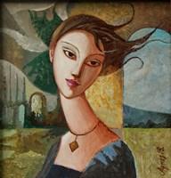 Obraz do salonu artysty Agnieszka Korczak-Ostrowska pod tytułem Włoska impresja