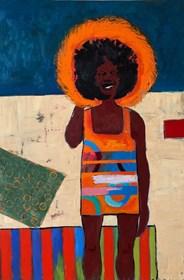 Obraz do salonu artysty David Schab pod tytułem Gorące lato