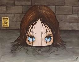 Obraz do salonu artysty Estera Parysz-Mroczkowska pod tytułem Salus Per Aquam