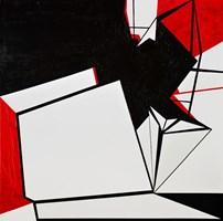 Obraz do salonu artysty Agnieszka Cyranka-Pytlik pod tytułem Rysa