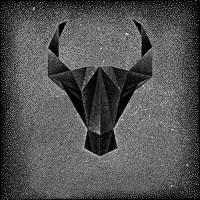 Obraz do salonu artysty Ryszard Rabsztyn pod tytułem Taurus